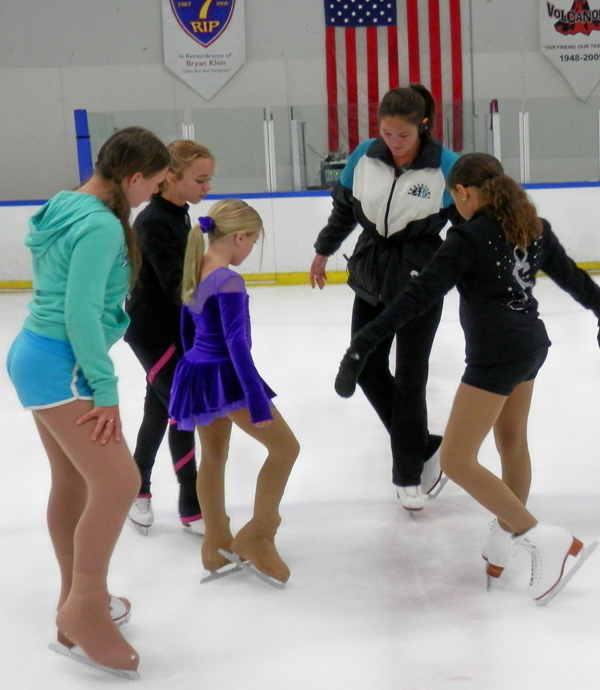 Learn to skate tri town